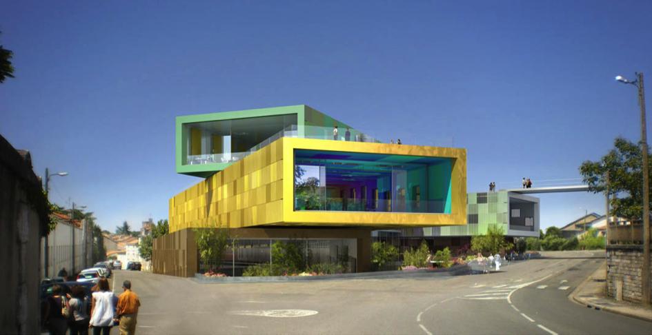La future bibliothèque dAngoulême